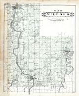 Milford Plat, Jefferson County 1899